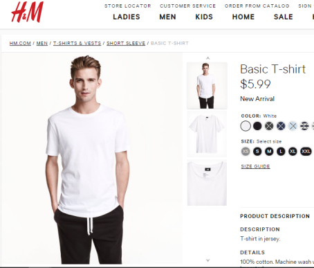 (Source: H&M)